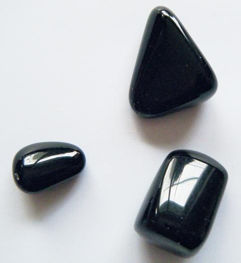 Obsidienne Noire ( 3 cm )