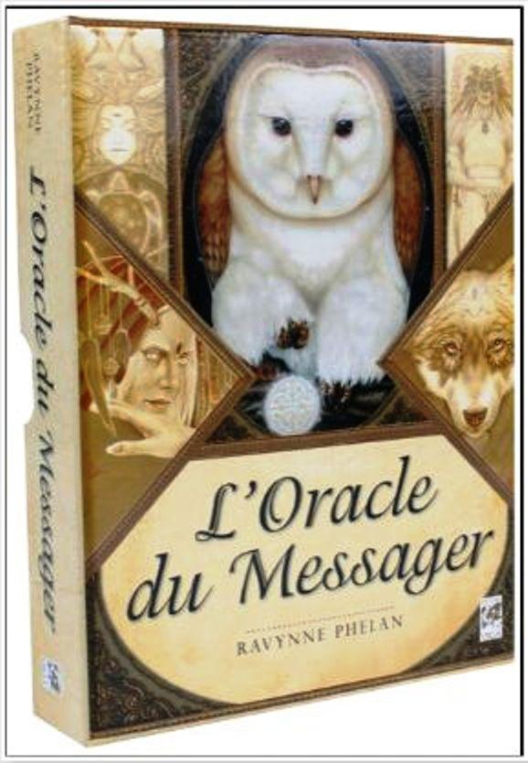 L\'Oracle du Messager - Ravynne Phelan