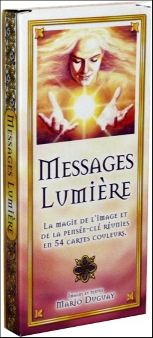 Cartes Messages Lumière