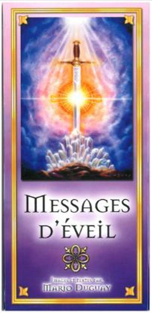 Cartes Messages d\'Eveil