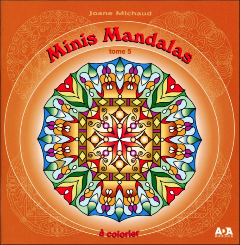 Minis Mandalas - Tome 5