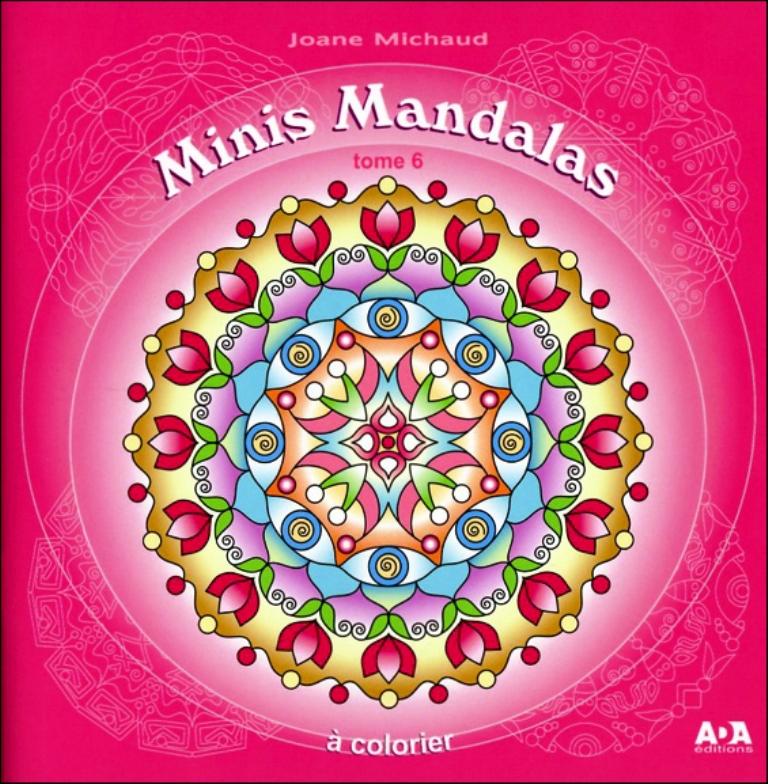 Minis Mandalas - Tome 6