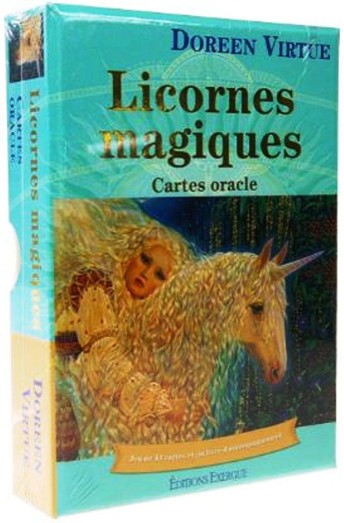 Licornes Magiques (44 cartes Oracle)