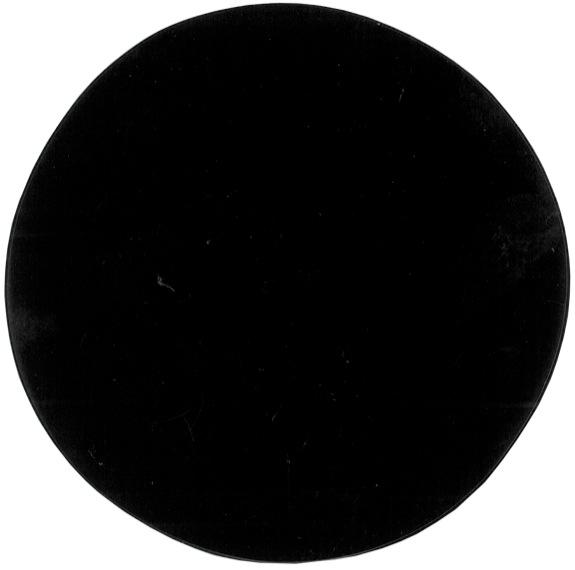 miroir magique obsidienne noire min raux boules et