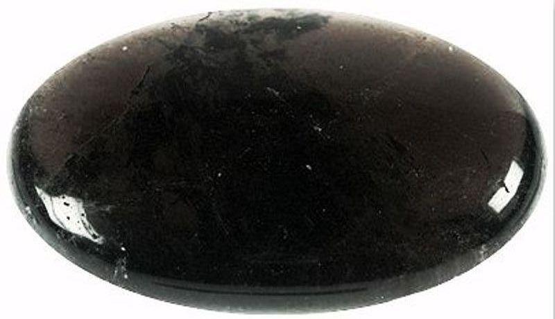 Galet Shungite ( 3,5 x 4 cm )