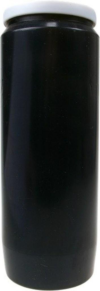 Bougie de Neuvaine (Noire)