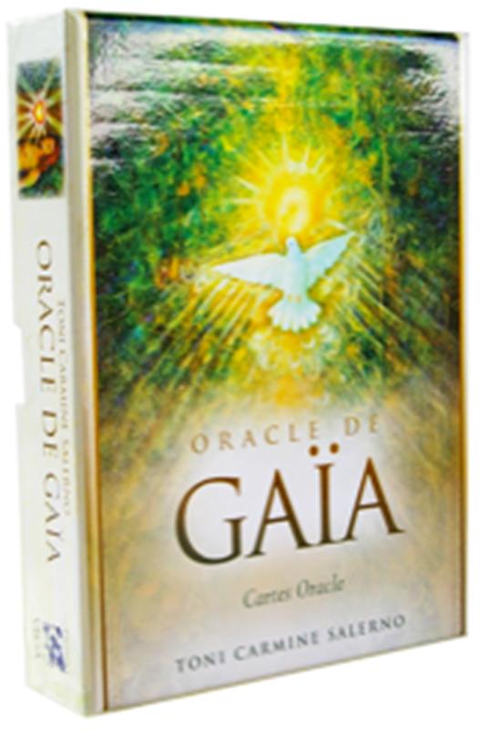 Oracle de Gaïa (45 cartes + livret)