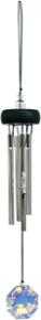 Carillon Bois et Pierre précieuse | Cristal de Roche