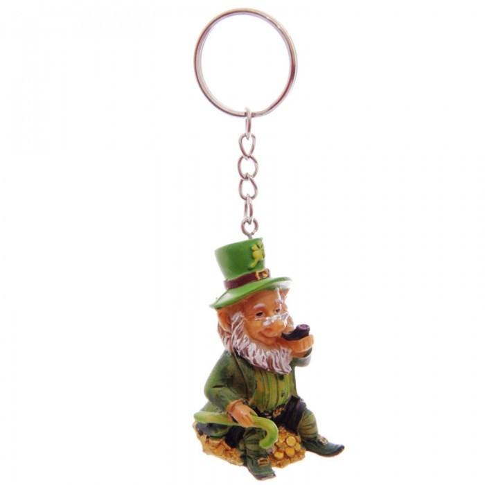 Porte-clés Léprechaun Lutin Irlandais ( C )
