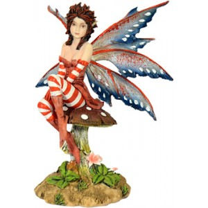 Fée the brat fairy  by Amy Brown