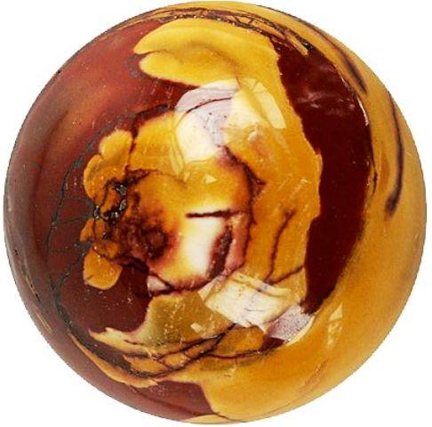 Sphère en Mookaïte ( 4 cm )