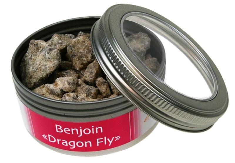 Terre d\'encens Benjoin - Dragon Fly ( 100g )