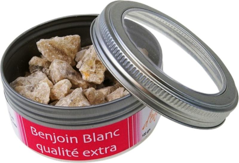 Terre d\'encens Benjoin Blanc - Qualité Extra ( 100g )