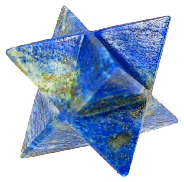 Merkaba Lapis Lazuli - 4 cm