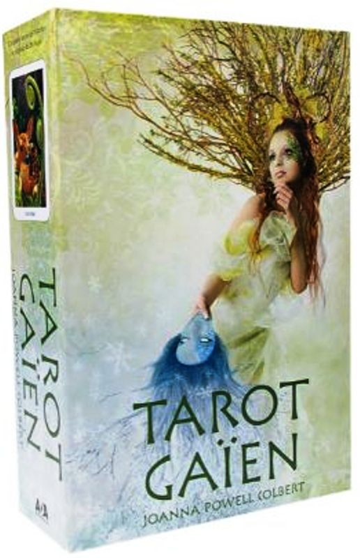 Tarot Gaïen ( Coffret 78 cartes + Livret 288 pages )  32497 (6)