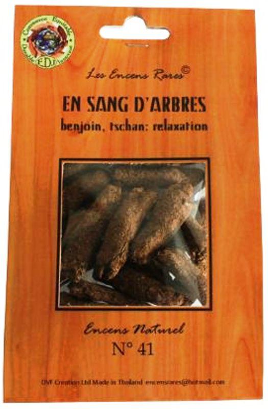 En Sang d\'Arbre - Relaxation - (Encens rares 25gr)