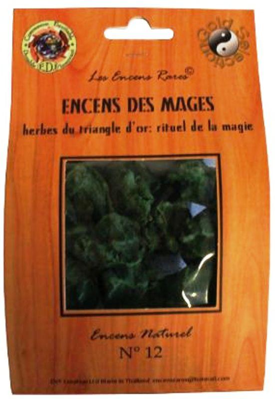 Encens des Mages - Rituel de la Magie - (Encens rares 25gr)