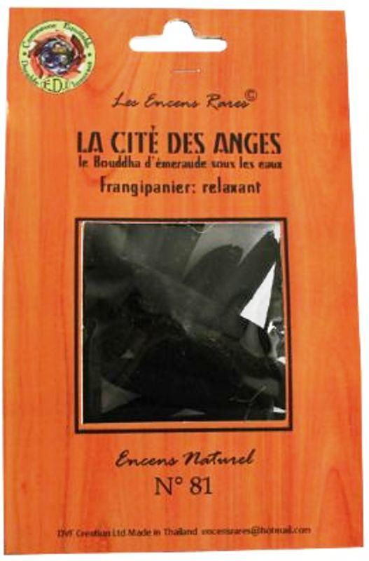 La Cité des Anges - Relaxant - (Encens rares 25gr)