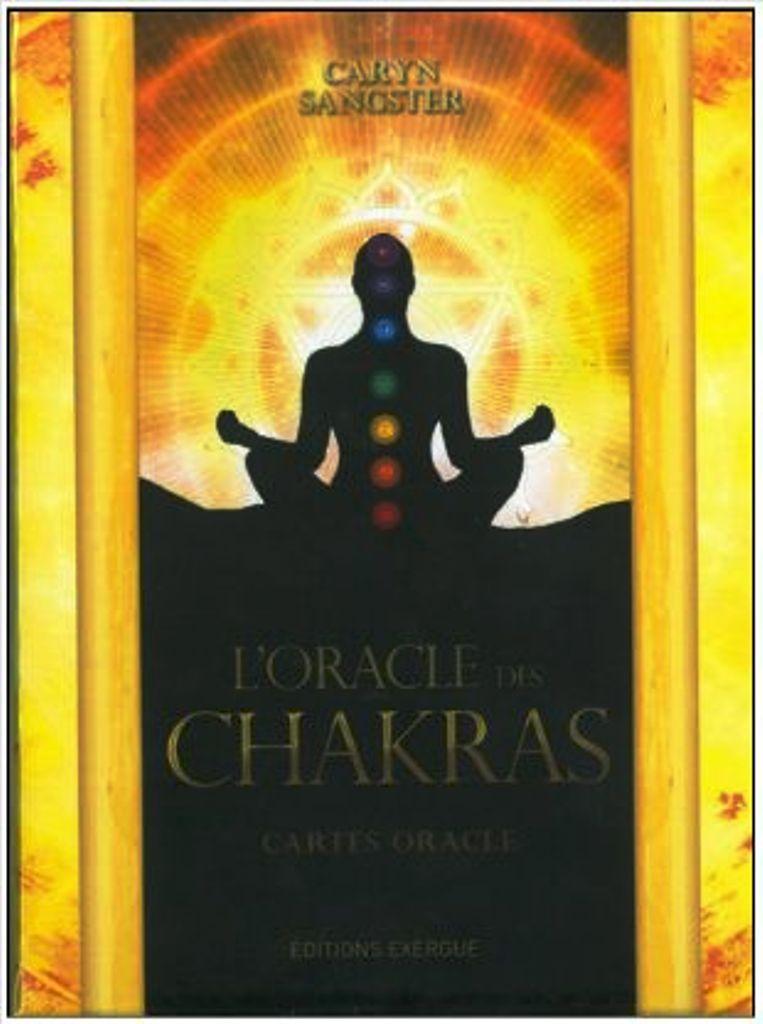 L\' Oracle des Chakras - Coffret ( Livret et 49 Cartes )