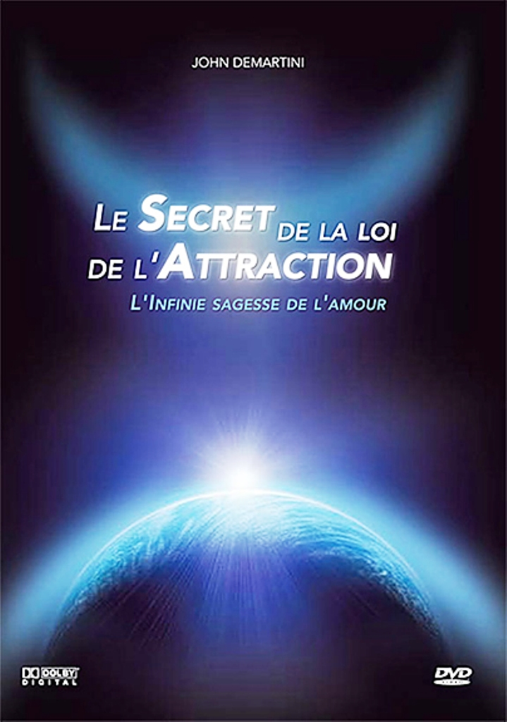 Le Secret de la lOi de l\' Attraction - L\'Infinie Sagesse de l\' Amour - VOST ( DVD )