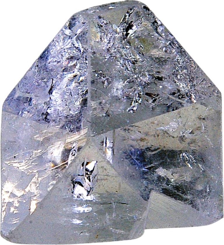 Apophyllite Blanche ( 2 à 3 cm )