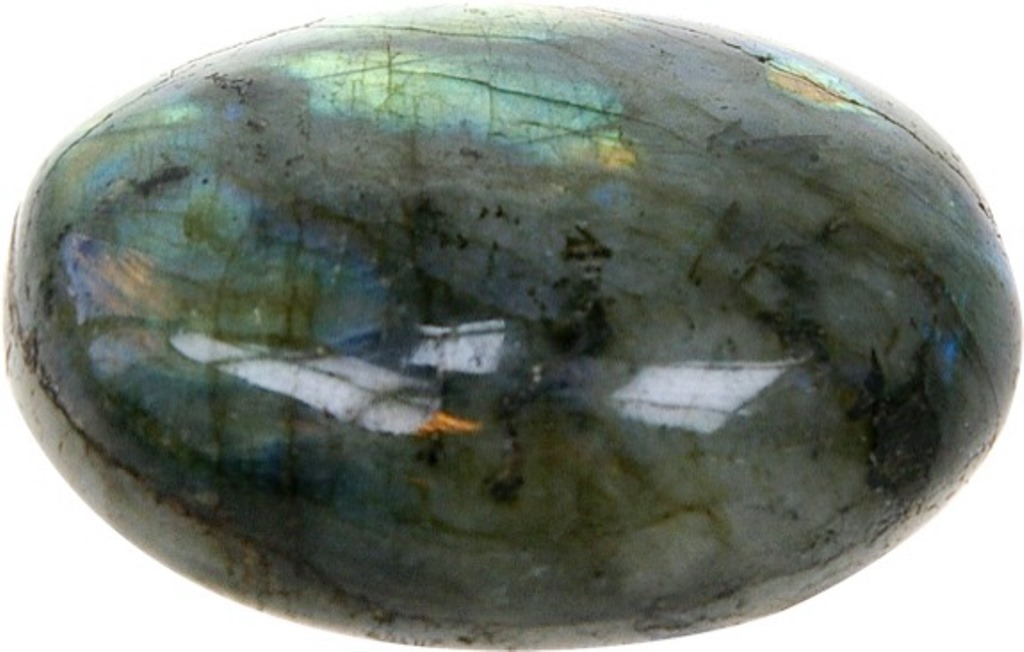 Galet Labradorite ( 4 à 6 cm ) -Madagascar-