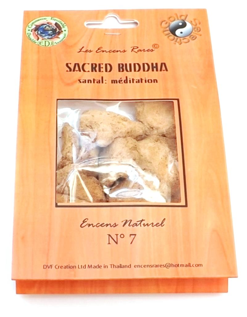 Bouddha sacré - Méditation - (Encens rares 25 gr)
