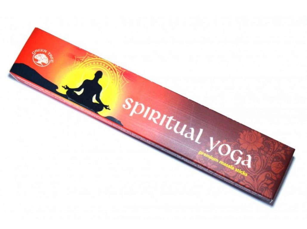 Encens Green Tree - Spiritual Yoga  - 15g