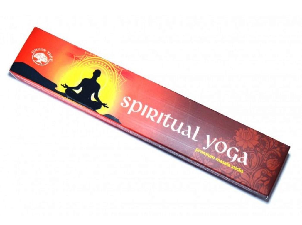 Encens Green Tree - Spiritual Yoga  - 15g