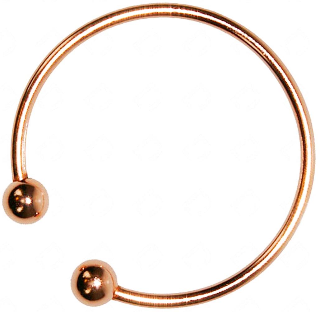 Bracelet Cuivre 3 mm ( avec boules et aimants )