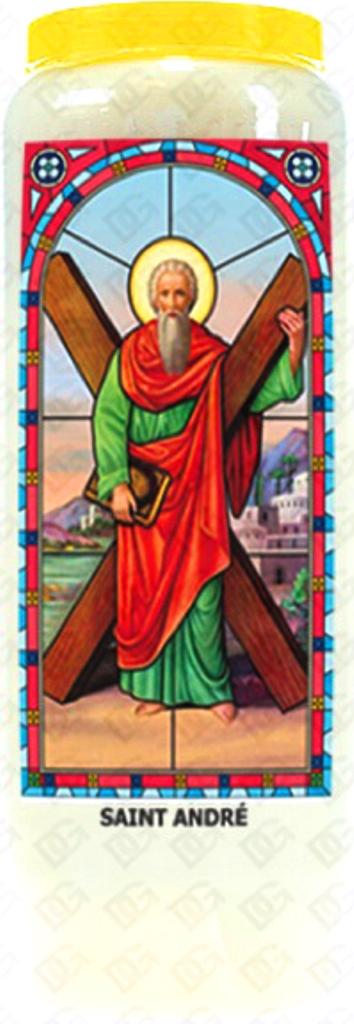 Bougie de Neuvaine ( Saint André )  29536