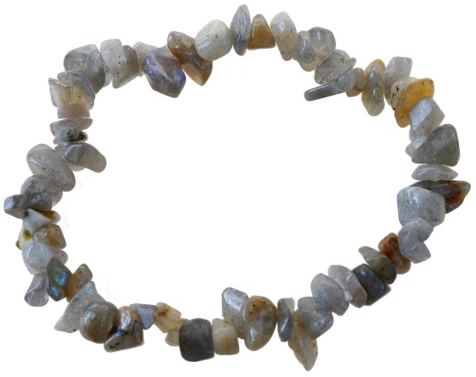 Bracelet Labradorite ( Baroque )
