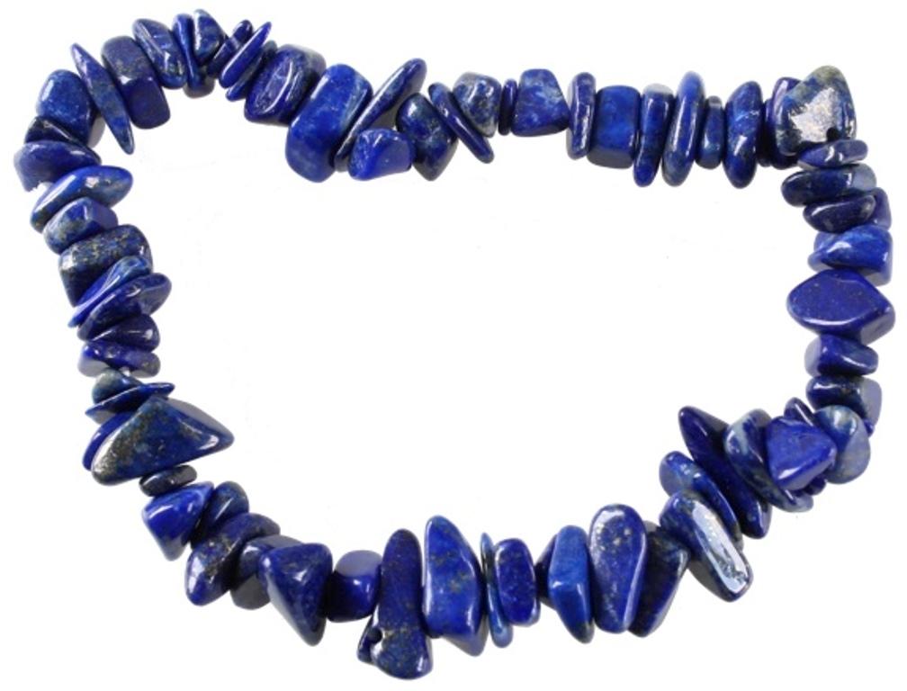 Bracelet Lapis lazuli ( Baroque )