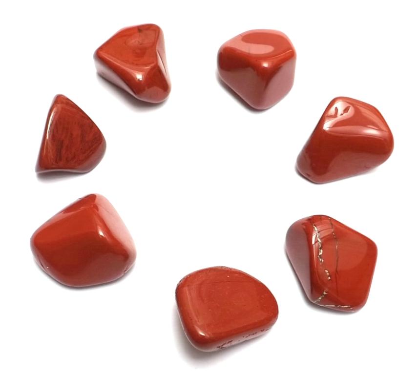 Jaspe Rouge - La pièce ( 2 cm )