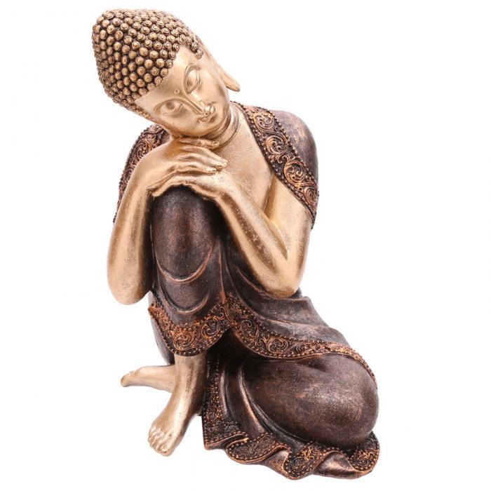 Grande Statue Bouddha Thaï assis 30 cm