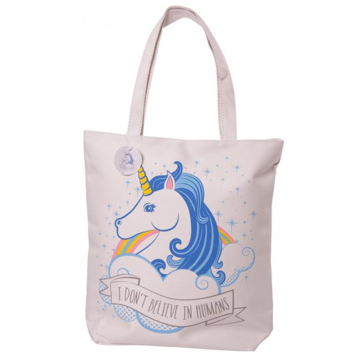 Sac Licorne - I don\'t believe in humans