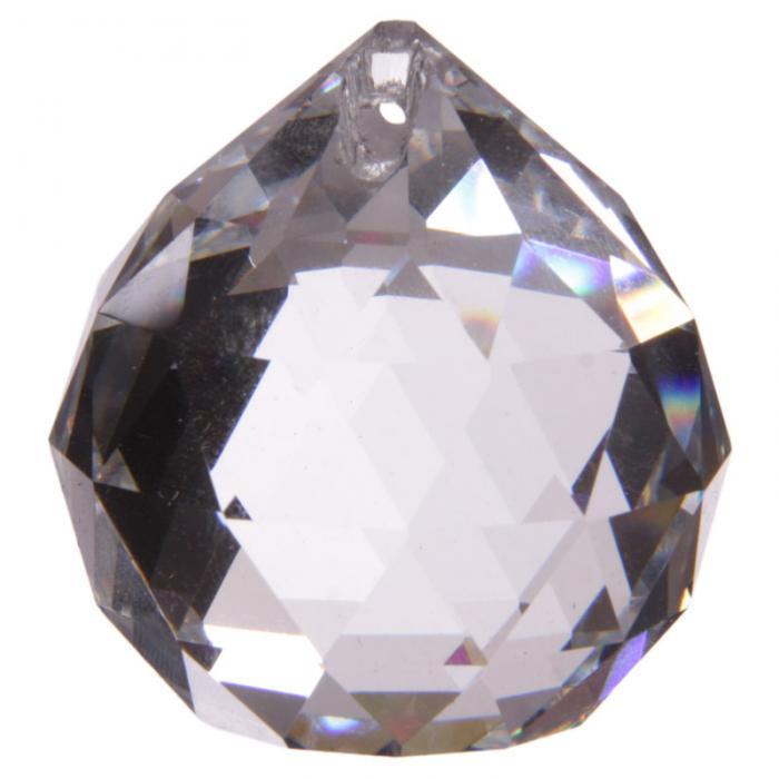 Boule de Cristal à Facettes (4 cm)
