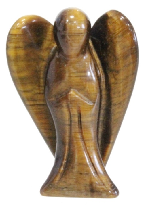 Ange en Oeil de Tigre (4 cm)