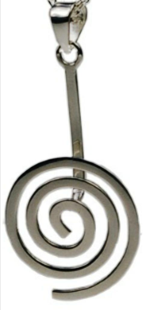 Porte Pi Chinois - Spirale