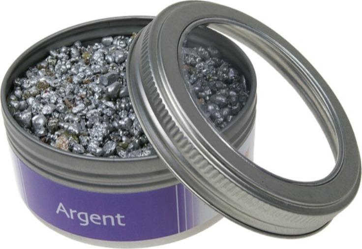 Terre d\'encens - Argent ( 100g )