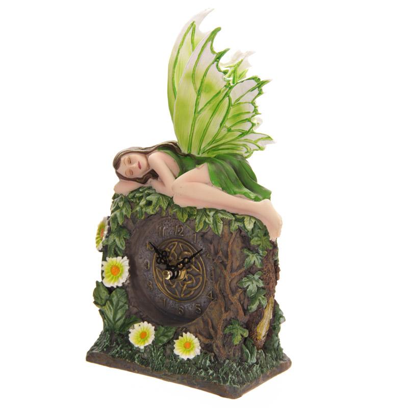 Secrets De La Fée Des Bois - Horloge Cetlique  Modèle B