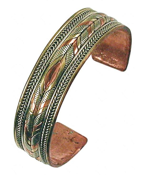 Bracelet Cuivre, Laiton, Métal (16 mm)