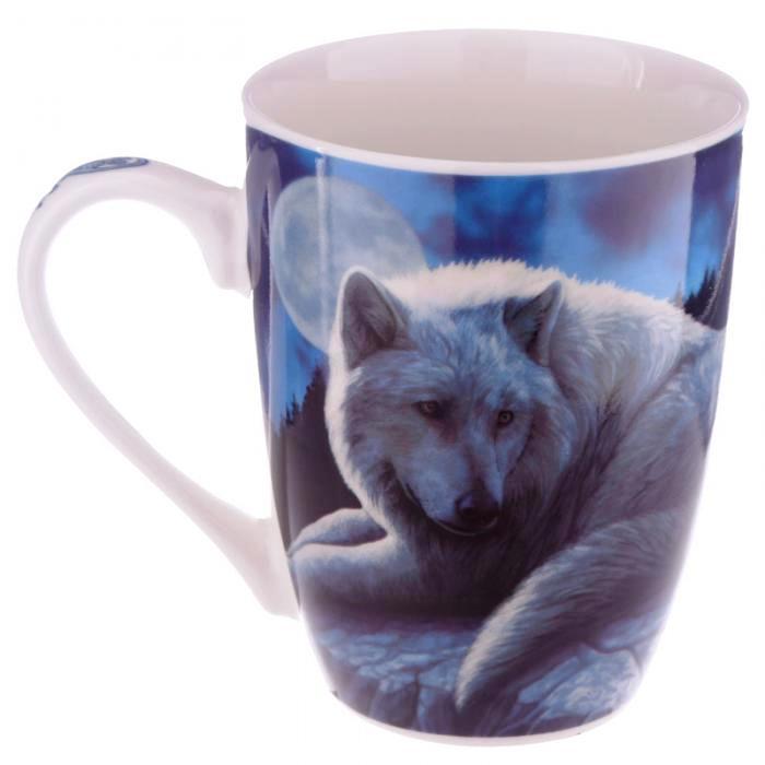 Mug Loup Blanc (Lisa parker)