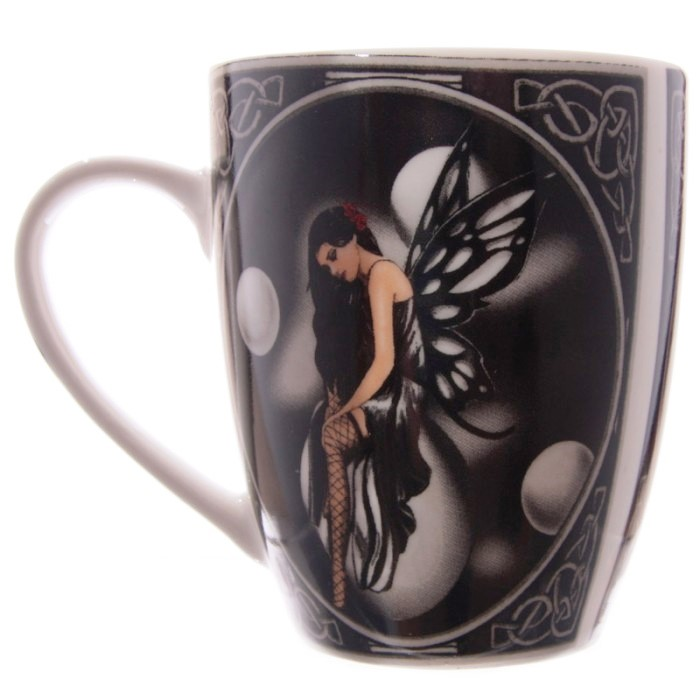 Mug Fée Noire  (Lisa parker)