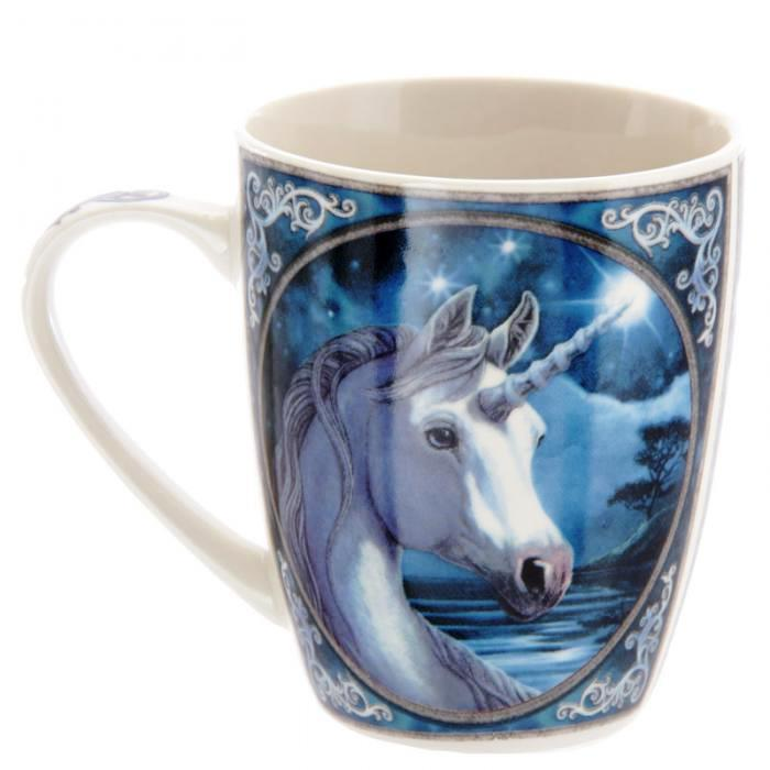 Mug Licorne Ciel Etoilé (Lisa parker)