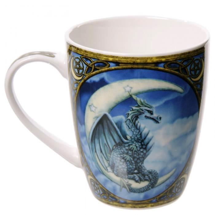 Mug Dragon Lune (Lisa parker)