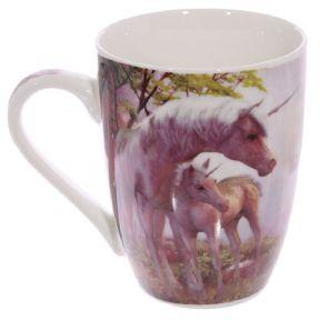 Mug Licornes sous Bois