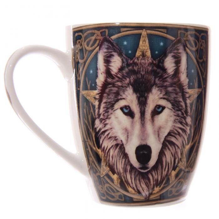 Mug Loup Pentacle (Lisa Parker)