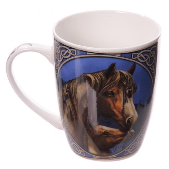 Mug Cheval Apache (Lisa Parker)