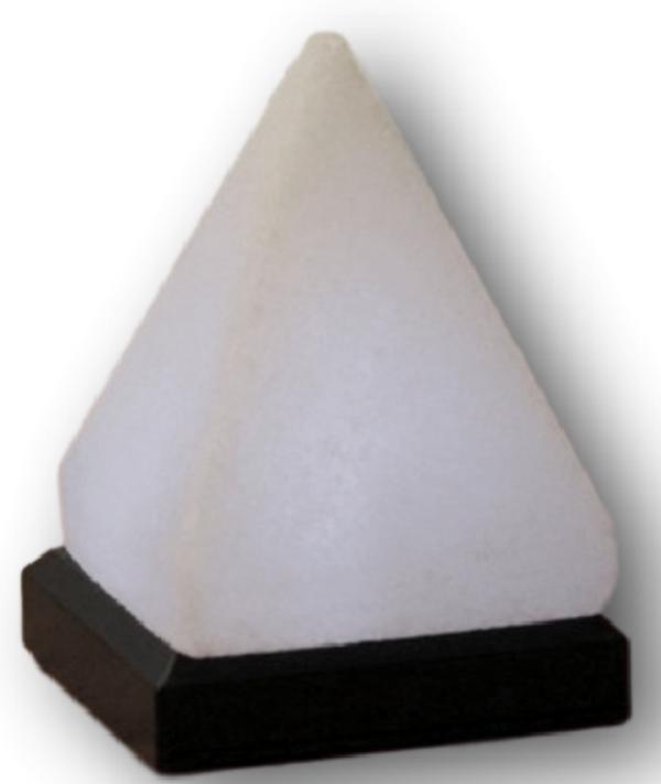 Pyramide en Cristal de Sel (9 cm)